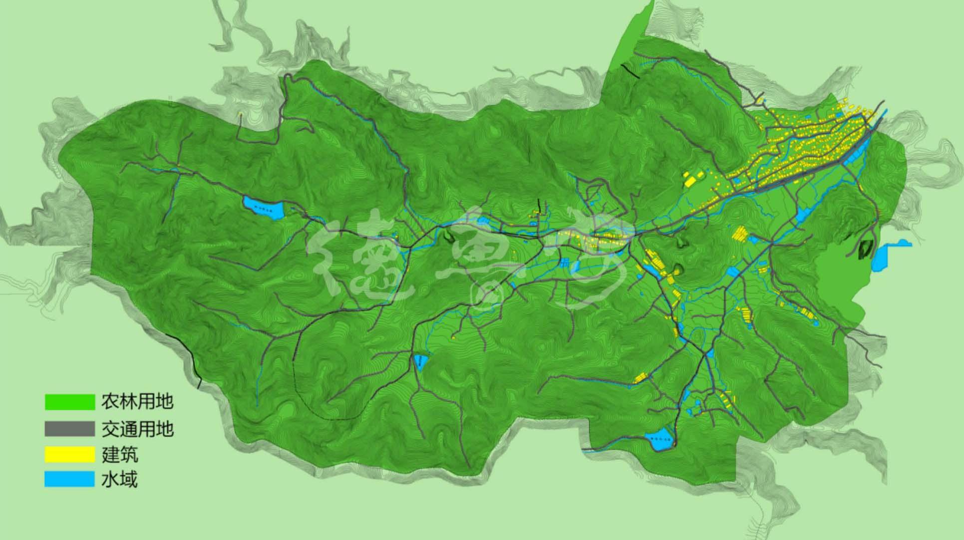 浙江茶分布 地图